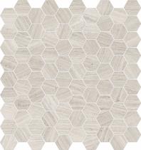 Anatolia Mayfair 1 Hexagon Polished Strada Ash AC69-963