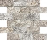Anatolia Crosscut 2x4 Honed Silver Ash AC76-382