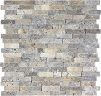 Anatolia Travertine Random Tumble Silver Ash AC76-388