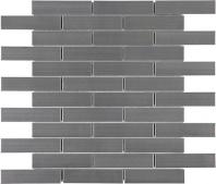 Anatolia Brick 1x4 Mosaic Stainless Steel AC79-154