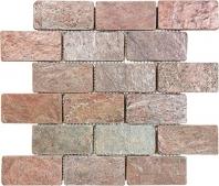 Anatolia Slate 2x4 Tumbled Copper ACIS304