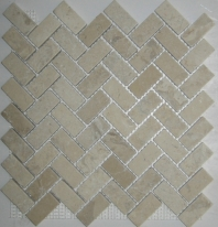 Anatolia Travertine 1x2 Herringbone Berkshire ACMS743