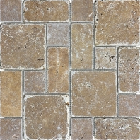 Anatolia Travertine Roman Pattern Brown ACMS751
