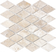 Anatolia Travertine 2x2 Diamond White ACMS770
