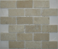 Anatolia Travertine 2x4 Tumbled Berkshire ACMS843