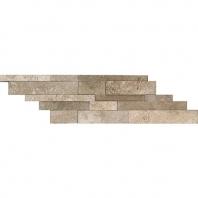 Anatolia Travertine Cambria Strip Noce Honed ACNS232