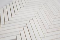 Arvex Bianco Dolomiti Polished Herringbone ARCE16BDOLHE