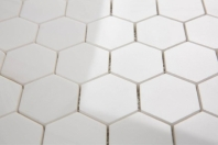Arvex Bianco Dolomiti Polished 2 Hexagon Tile ARCE16BDOLHX
