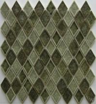 Arvex Crackled Glass Rhomboid ARHV23