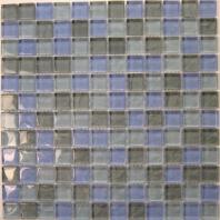 Arvex Rough Metal 1x1 Mosaic Tile ARRMMIX02