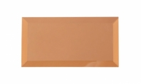 Copper Beveled 3x6 Glass Mirror Subway Tile JMRM8