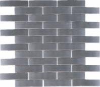 Bridge Stainless Steel Mosaic Tile JSSL3