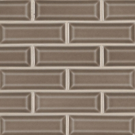 MSI Artisan Taupe 2x6 Beveled Subway Tile