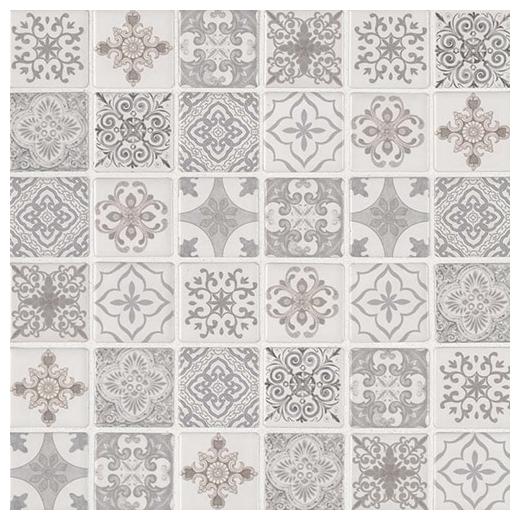MSI Anya Blanco Moroccan Mosaic Tile