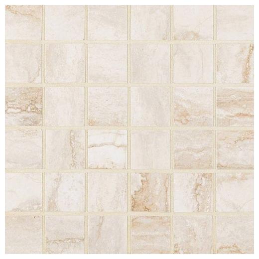 MSI Bernini Bianco 2x2 Mosaic Tile