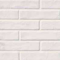 MSI Capella White Matte Brick Mosaic Tile