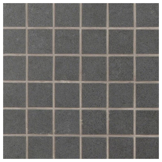 MSI Dimensions Graphite 2x2 Mosaic Tile