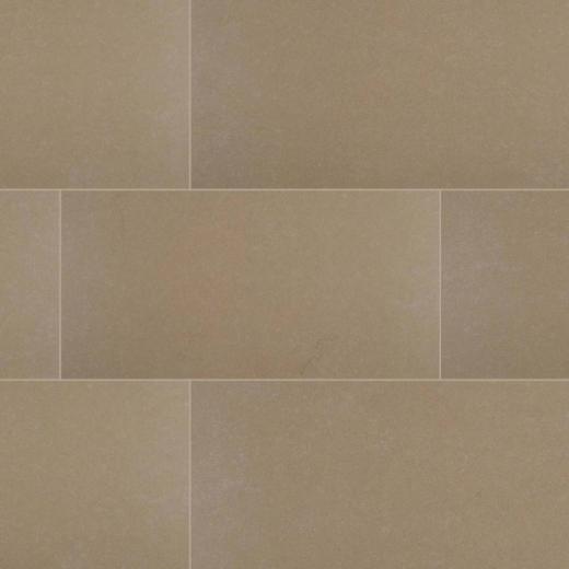 MSI Dimensions Khaki 4x12 Bullnose