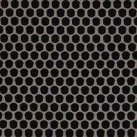 MSI Black Penny Round Mosaic Tile