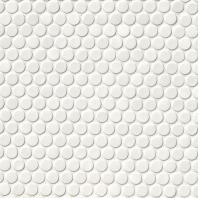 MSI White Penny Round Mosaic Tile