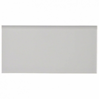 MSI Gray 3x6 Single Bullnose
