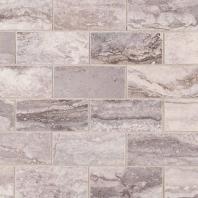 MSI Pietra Bernini Carbone 2x4 Mosaic Tile