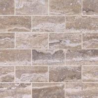 MSI Pietra Venata Gray 2x4 Mosaic Tile