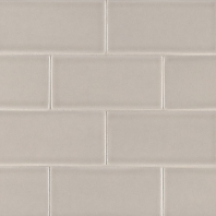 MSI Portico Pearl Glazed 3x6 Handcrafted Subway Tile