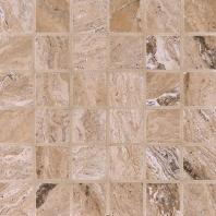 MSI Vezio Beige 2x2 Mosaic Tile