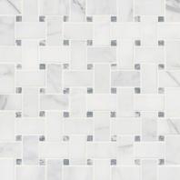 MSI Calacatta Cressa Basketweave Tile