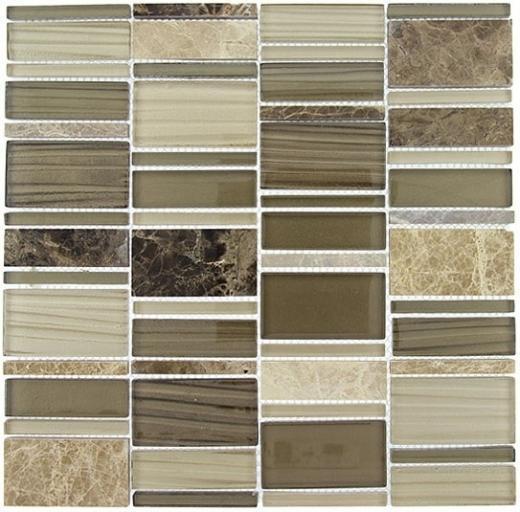 Glazzio Corrugated Series Olivine Shell CSS-124