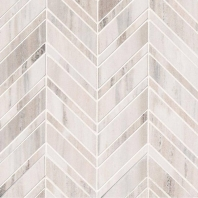 MSI Palisandro Chevron Polished Tile