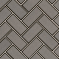 MSI Champagne Beveled Herringbone Tile