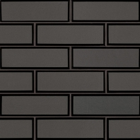 MSI Metallic Gray Beveled Subway Tile
