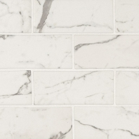 MSI Statuario Celano 3x6 Subway Tile