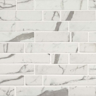 MSI Statuario Celano Interlocking Tile