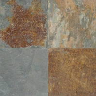 MSI California Gold 12x12 Gauged Tile