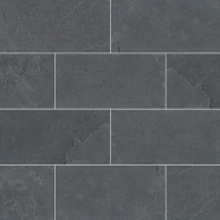 MSI Montauk Black 3x6 Subway Tile