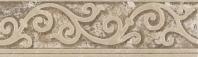 Bedrosians Forge Listello Porcelain Beige Border Tile