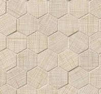 Lido Mist / Cliff Hexagon Tile TCRLID221HEXA