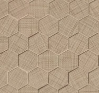 Lido Camel Hexagon Tile TCRLID221HEXC