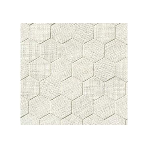 Bedrosians Lido White Hexagon Tile