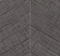 Lido Black Chevron Tile TCRLIDCHVB