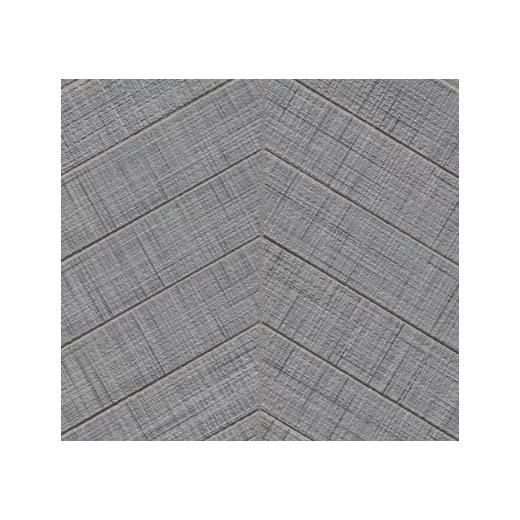 Lido Gray Chevron Tile TCRLIDCHVG