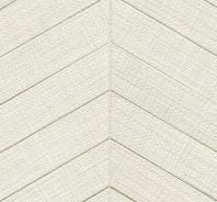 Lido White Chevron Tile TCRLIDCHVW