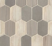 Luxembourg Paris Hexagon Tile DECLUXPARLIL