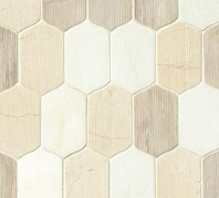 Luxembourg Tuileries Hexagon Tile DECLUXTUILIL