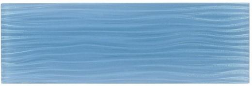 Tile Crystile Wave Blue Sea Foam C09-W