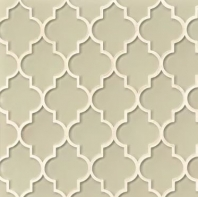 Mallorca Glass Sand Arabesque Tile GLSMALSANCAL