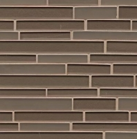 Manhattan Ash Interlocking Tile GLSMANASHRIGMC